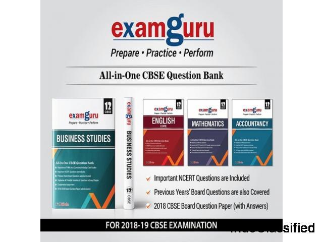 CBSE Question Bank Class 12 Exam Preparation 2020