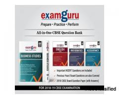 CBSE Question Bank Class 12 Exam Preparation 2020