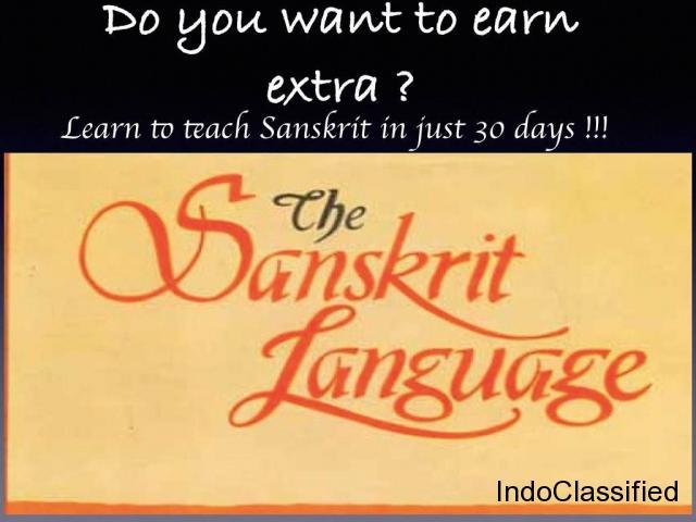 Sanskrit classes in nagpur