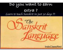 Sanskrit classes in nagpur