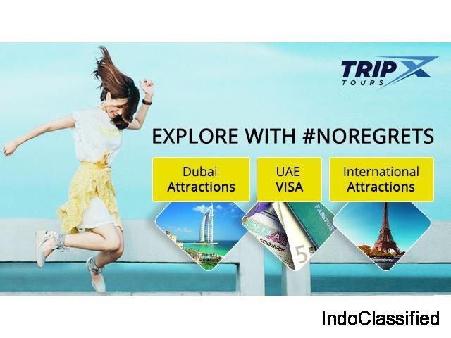 TripX Tours - Holiday Tour Packages Dubai, UAE