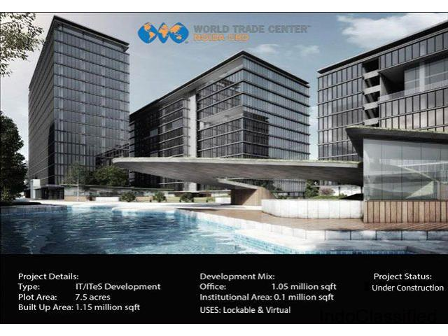 Purchase Office Space in Sector 132 Noida | WTC CBD Noida