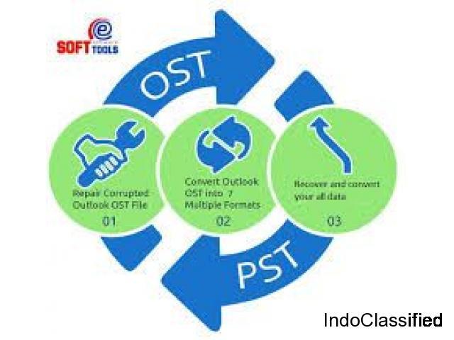 eSoftTools OST to PST Converter