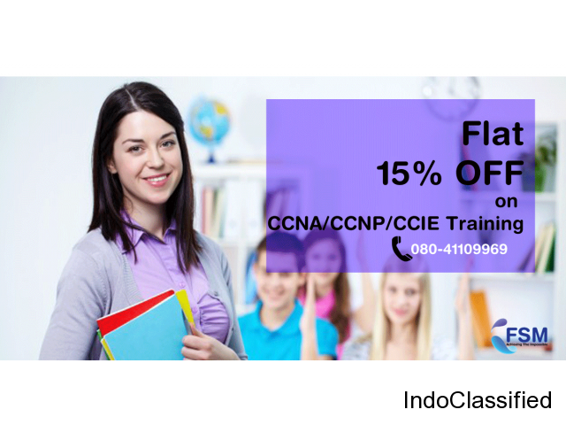CCIE Routing Switching Training in Bangalore