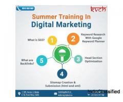 6 Weeks Digital Marketing Training in Noida