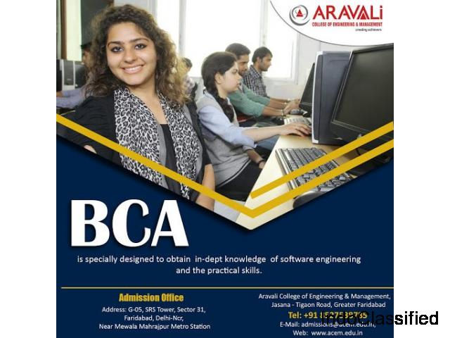 Admissions Open 2019 - B.Tech - MBA - BBA and BCA