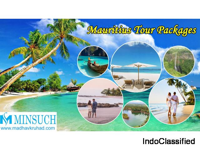 An Exclusive Mauritius Tour Packages from Ahmedabad