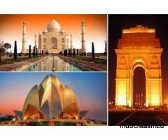 Delhi Tour Packages: - Delve Into The Beauty Of City Monuments