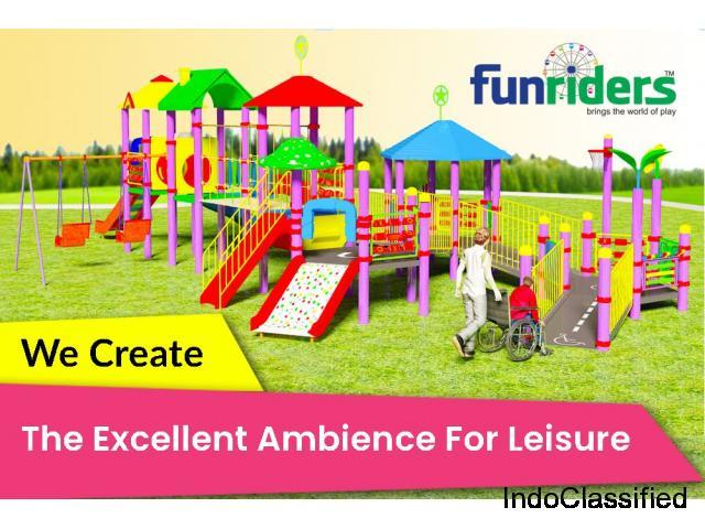 Outdoor and Indoor play equipments/Inclusive play equipments/Sensory equipments.
