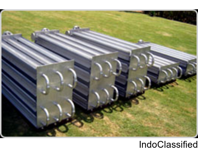 Cryogenic Vaporizers - Ambient Air Vaporizer, Fan Forced Vaporizer, Pressure Building Vaporizer