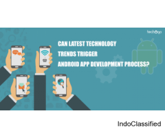 Influence Sales Chart With Android App Development Services