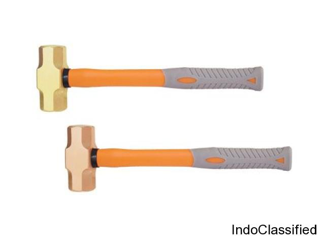 Non Sparking, Sledge Hammer | Manufacturers in India.
