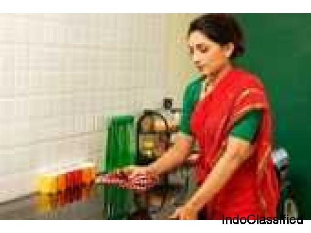 Get Affordable 24hrs Maid Service in Mumbai