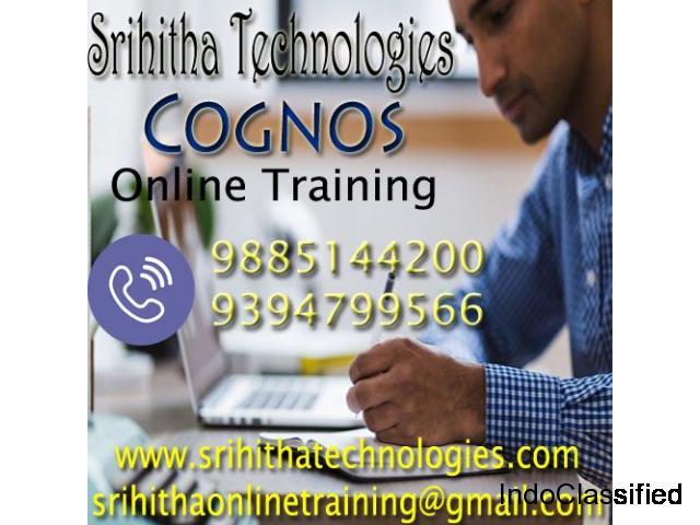 Cognos Online Training in Hyderabad