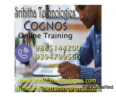 Cognos Online Training in Hyderabad