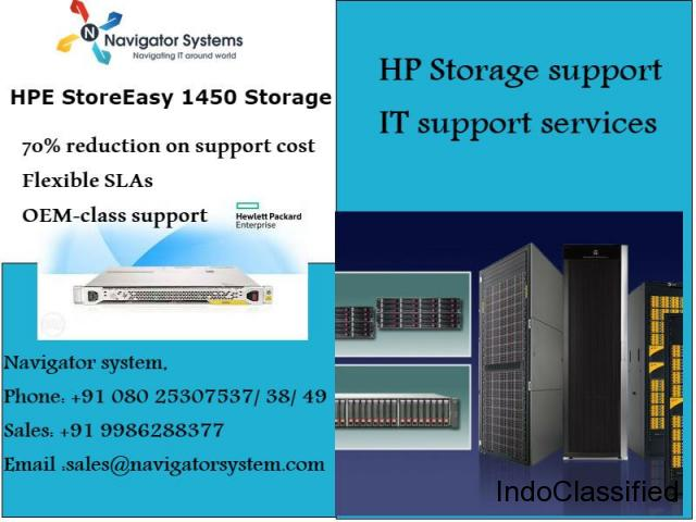 HPE StoreEasy 1450 Storage|HP Storage support|IT support services