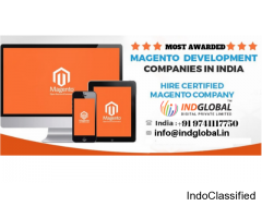 Best Magento E-commerce Development Company in Bangalore, India