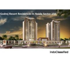 Booking open for Godrej Resort Residences at Noida Sector 150