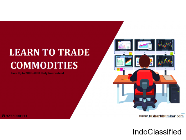 Learn Powerful Intraday Trading Strategies From No1 Intraday Trainer Mr. Tushar Bhumkar