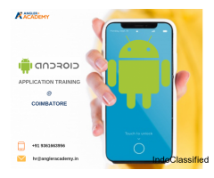 BEST ANDROID TRAINING INSTITUTE IN COIMBATORE