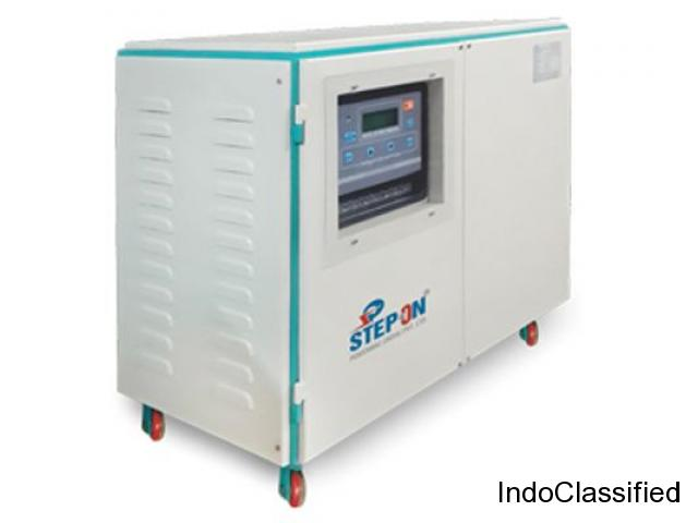 Buy 30 KVA Servo Voltage Stabilizers at Best Price in India