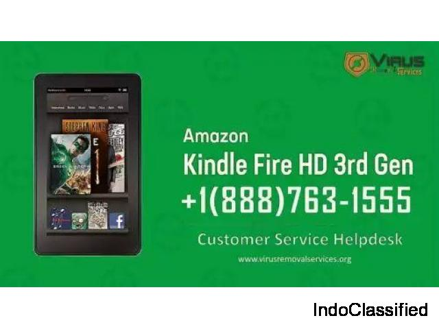 Kindle Tablet Tech Support ||+1(888)763-1555