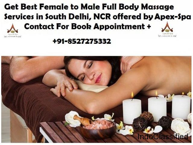 Get Best Full Body Massage Services in South Delhi, NCR