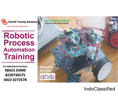 Robotic Process Automation (RPA) training