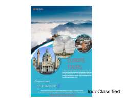 Europe Vacation packages | Perfect Europe Trip | Eurocursions