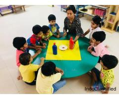Best Montessori School in Hyderabad