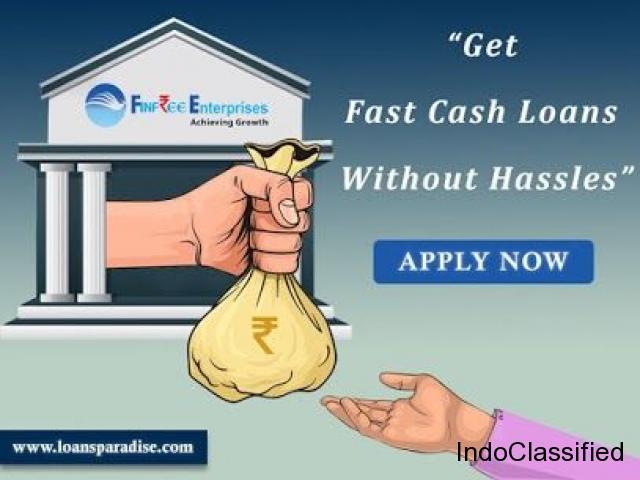 Get Your Low Interest Personal Loans Soon | Finfree Enterprises