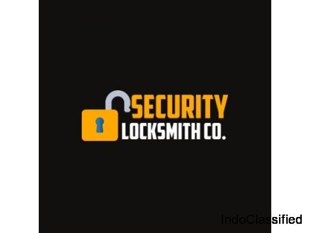 Security Locksmith Co. | Best Locksmith Service in Chicago