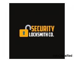 Security Locksmith Co. | Best Locksmith Service in Chicago