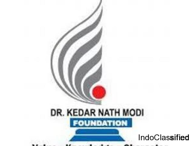 Top Engineering, PGDM & MBA College in Delhi NCR : KN MODI FOUNDATION