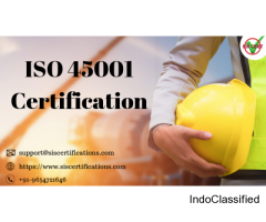 Why Iso 45001 Certification Is The Only Skill You Really Need