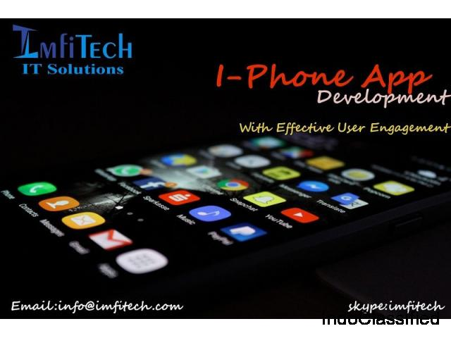 Top iPhone App Development Company in Ahmedabad, India 382418