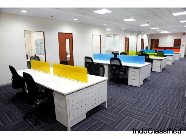 Office Furniture by Innodesk. Modular workstation, cabin furniture by Innodesk modular in Hyderabad