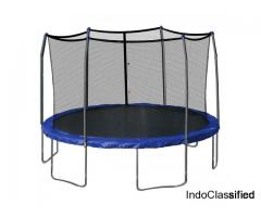 HIRE TRAMPOLINE ON RENT FOR KIDS BIRTHDAY PARTY CALL AT 9999990921