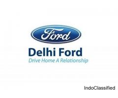 Ford Car Dealer in Delhi - Delhi Ford