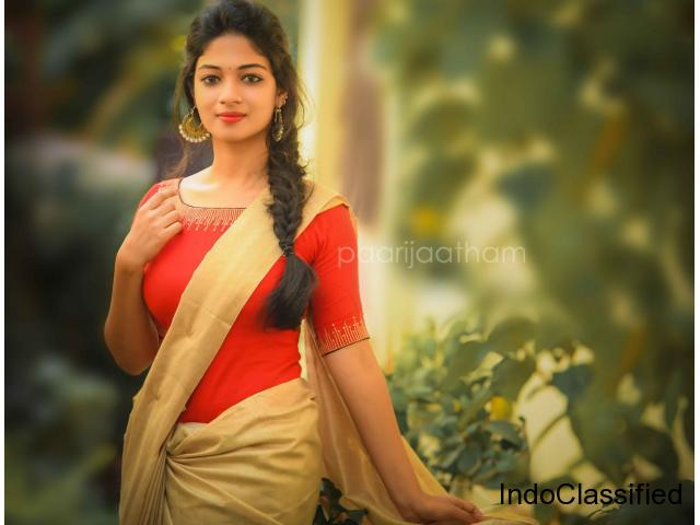 Handloom Munga Tussar silk saree online at paarijaatham