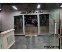 International dance classes in India