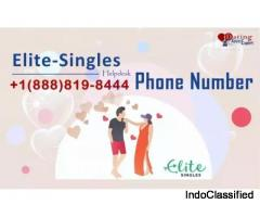 EliteSingles Customer Care Phone Number 1-888-819-8444