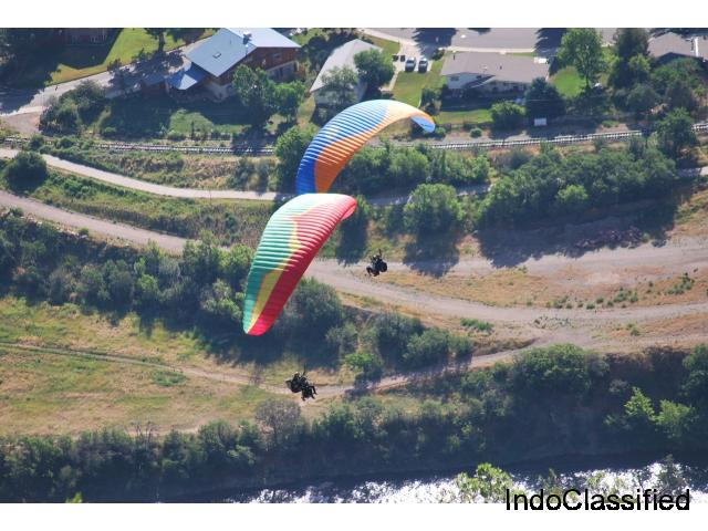 Training and Paragliding Lessons in Glenwood Springs, Colorado