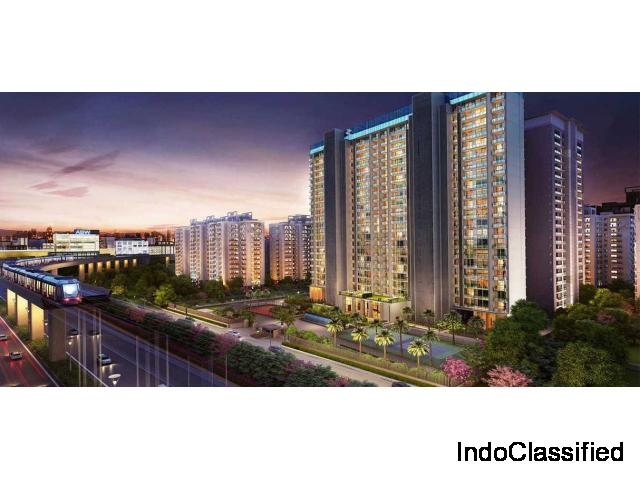 3 and 4BHK Luxury Flats in Gurgaon - Suncity Platinum Towers