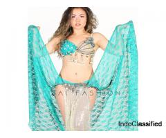 Belly dance costumes in Delhi