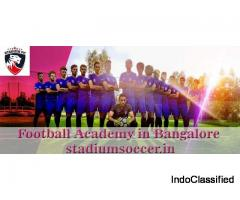 Football Academy In Bangalore