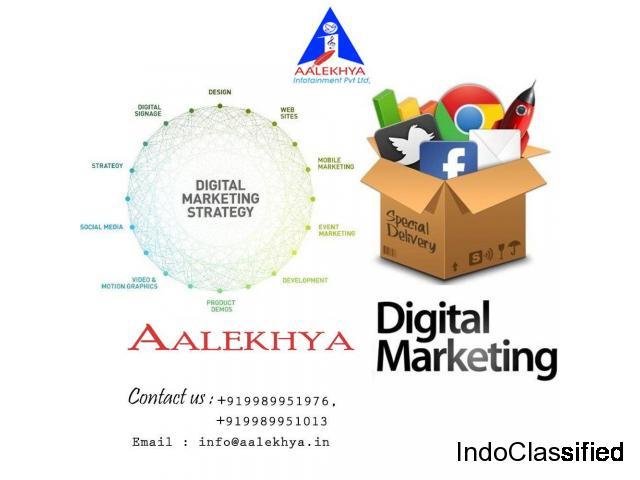 Best Digital Marketing & SEO Services in Hyderabad | Aalekhya Infotainment