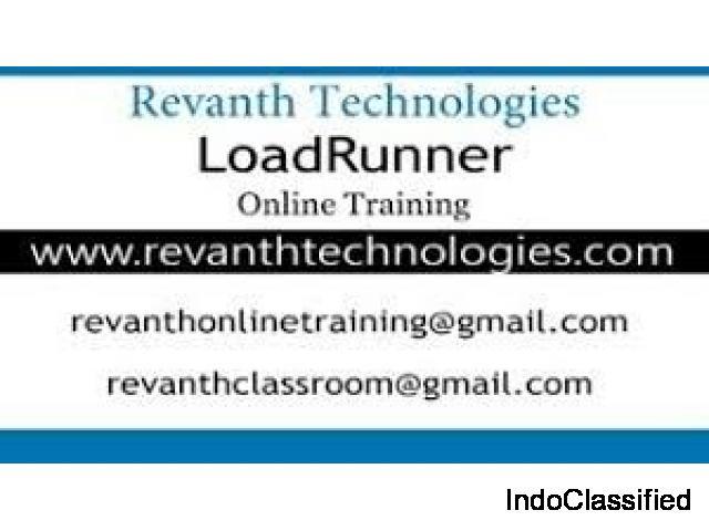 LoadRunner Online Training Institute