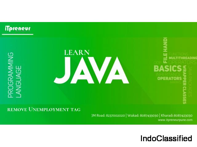 Best Java Training in Pune
