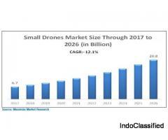 Small Drones Market